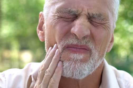 Lack of Oral Care in Seniors is Risky