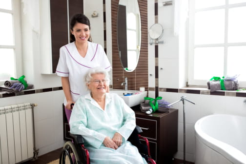 Transition Tips: Getting Home Care Services