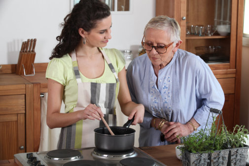 Know When Your Senior Adult Needs Assistance at Home