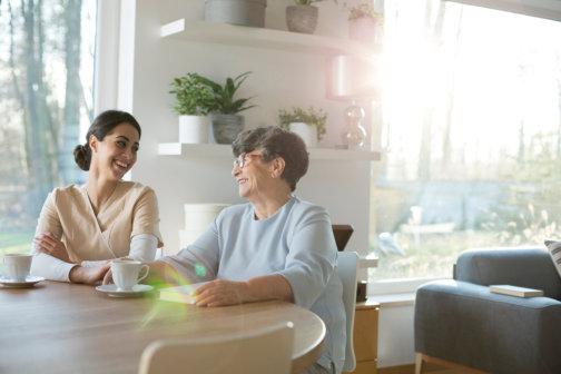 Senior Adults Deserve Quality Companionship