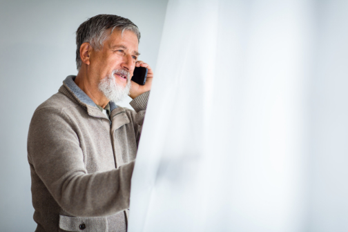 Your Phone Call Matters to Your Loved One