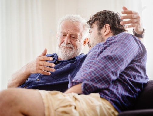 Ways to Help Aging Parents Feel Less Lonely at Home