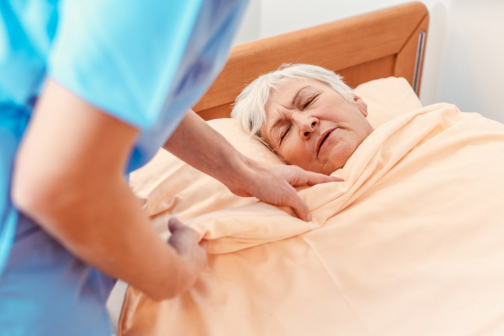 Maintain Your Elderly Loved One's Health