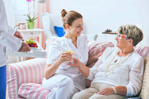 Practical Ways to Encourage Your Senior to Drink More