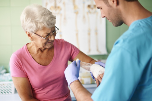 How Can First Aid Benefit Your Senior?