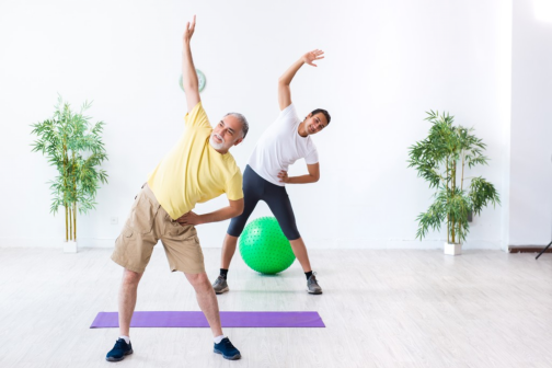 Habits that Keep Seniors Happy, Healthy, and Whole